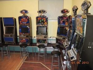 Игровые автоматы на ул. Тельмана 2-а