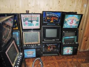 . Это похоже старые автоматы. Уже свое отработали...