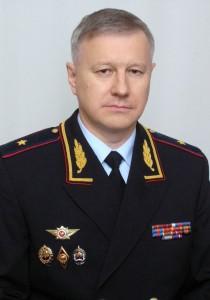 Начальник УМВД России по Камчатскому краю генерал-майор полиции Александр Сидоренко