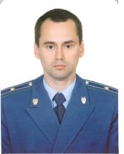 Прокурор г .Осташков  Тихомиров А.А.