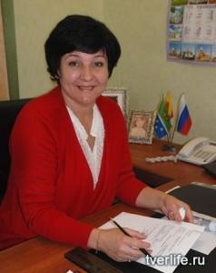 Ольга Ивановна Михайлова, Глава Жарковского района