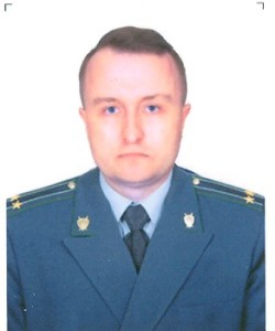Прокурор Жарковского района Гусаров Сергей Владимирович