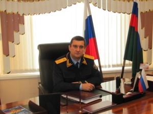 Руководитель СУ СК РФ по Камчатскому краю - Мороз Юрий Петрович