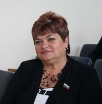 Председатель Собрания депутатов: Жикревецкая Наталья Александровна