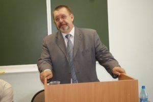 Генеральный директор юридической компании «Советник Юстиции» Сергей Солдатов